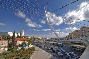 גשר המיתרים בירושלים