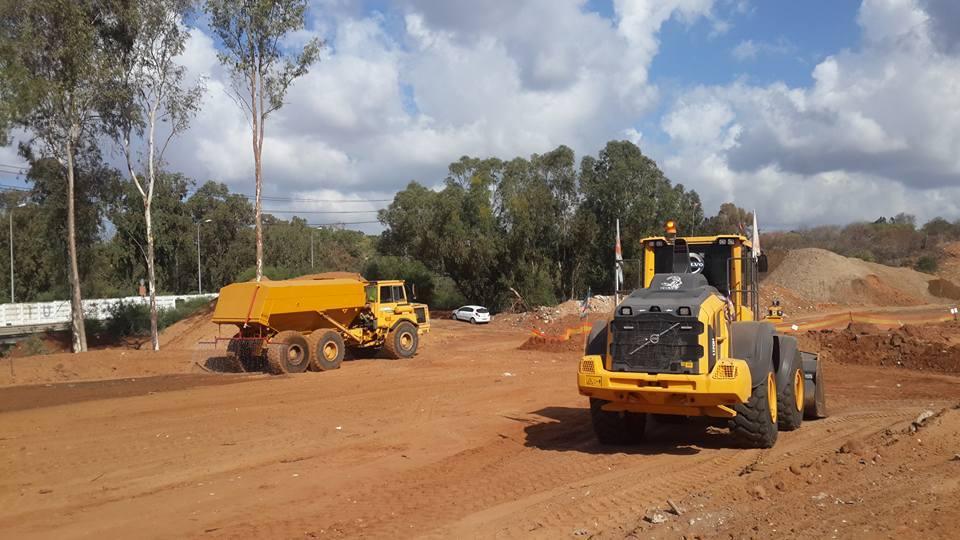 קבלני עבודות עפר ותשתיות